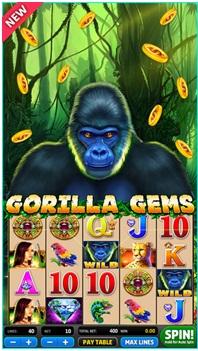Gorilla Gems